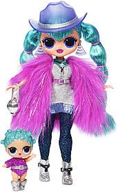 Кукла ЛОЛ ОМГ Зимнее диско Леди Галактика Космик Нова L.O.L. Surprise! O.M.G. Winter Disco Cosmic Nova