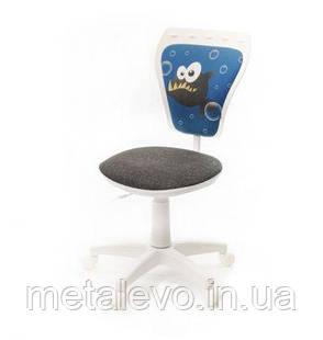 Детское кресло поворотное Министайл Фиш white (Ministyle white) Nowy Styl PL OV, фото 2