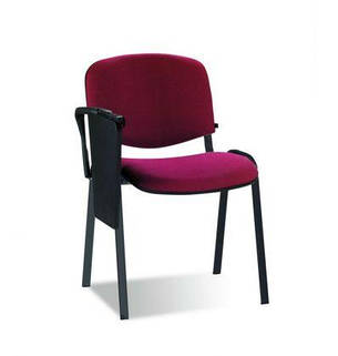 Офисный стул для посетителей со столиком Исо (Iso) Nowy Styl BL, фото 2