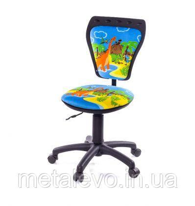 Детское кресло поворотное Министайл Дино (Ministyle) Nowy Styl PL OV
