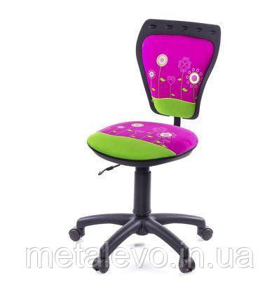Детское кресло поворотное Министайл Цветы (Ministyle) Nowy Styl PL OV