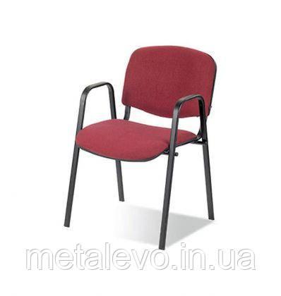Офисный стул для посетителей Исо W (Iso W) Nowy Styl BL