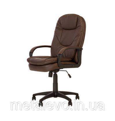 Офисное кресло для руководителя Бонн КД (Bonn KD black) Nowy Styl PL TILT