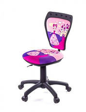 Детское кресло поворотное Министайл Принцесса (Ministyle) Nowy Styl PL OV, фото 3