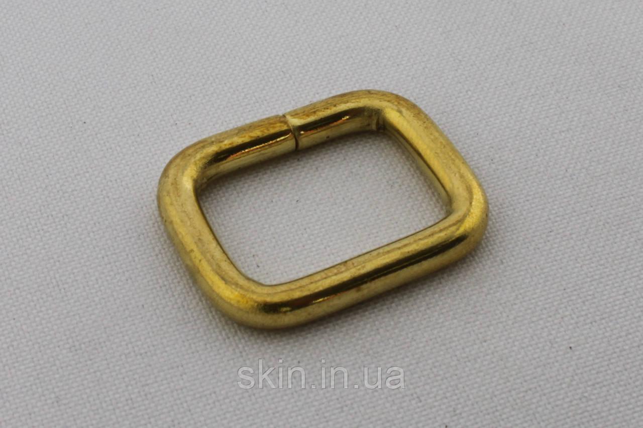 Латунная рамка, ширина - 20 мм, толщина - 4 мм, артикул СК 5550
