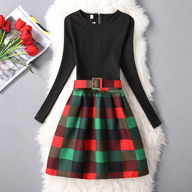 Женское платье СС-7636-35
