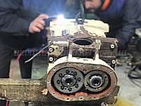 Ремонт безмасляного винтового блока компрессора CMAX 3L16 Alfons Haar Hamburg