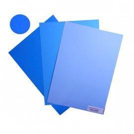 "Бумага для дизайна ""Colore"" А4 200г/м2 33 azuro син."
