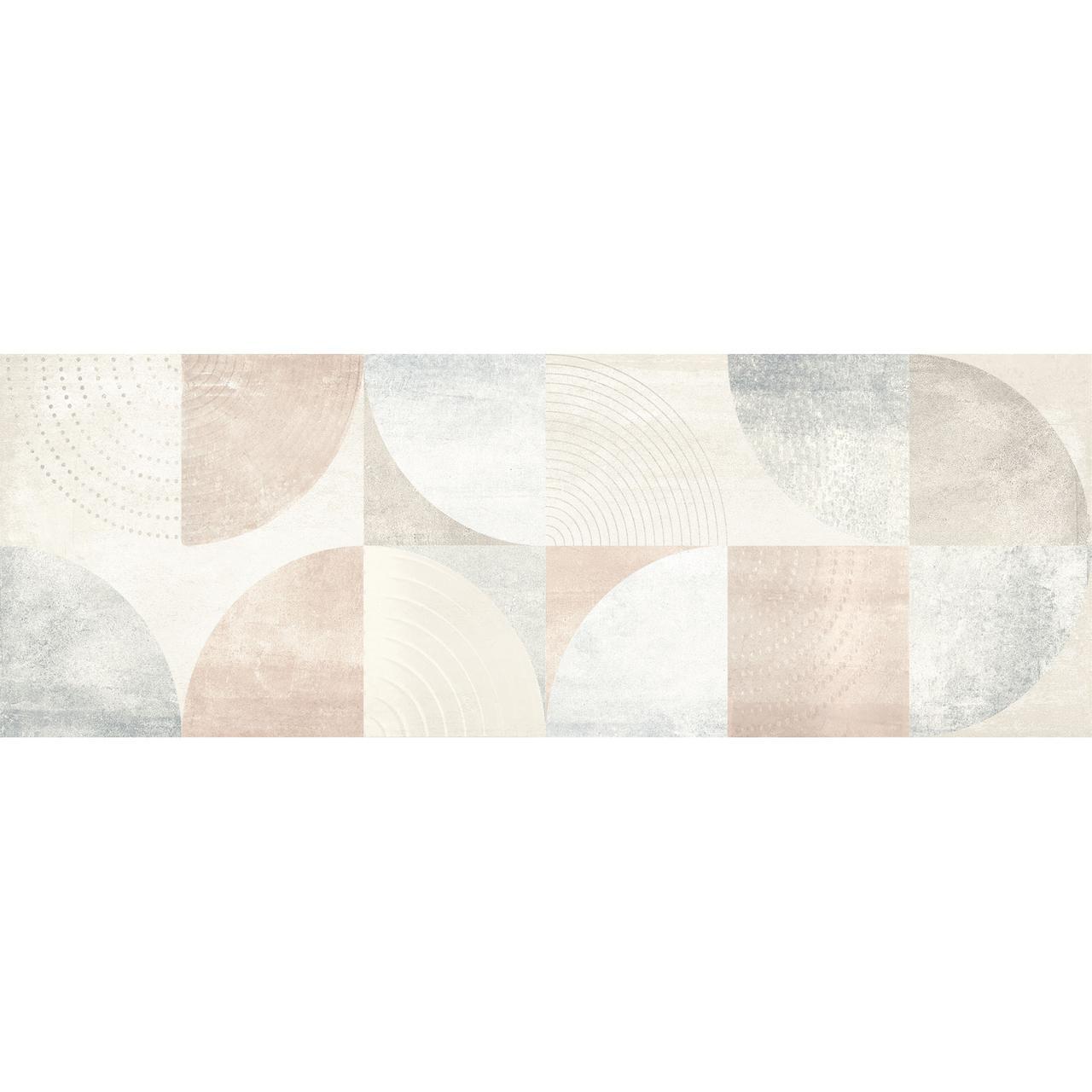 Плитка облицовочная APE Ceramica Crea SPIRAL WHITE MIX RECT