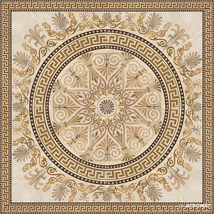 Плитка облицовочная APE Ceramica ROSETON NARON декор4, фото 2