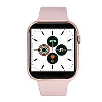 Смарт часы Smart Watch IWO11 PRO Gold 44 mm Series 5
