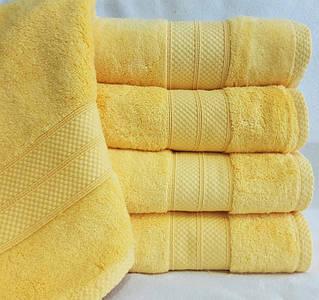 Полотенце микрокоттон Yellow