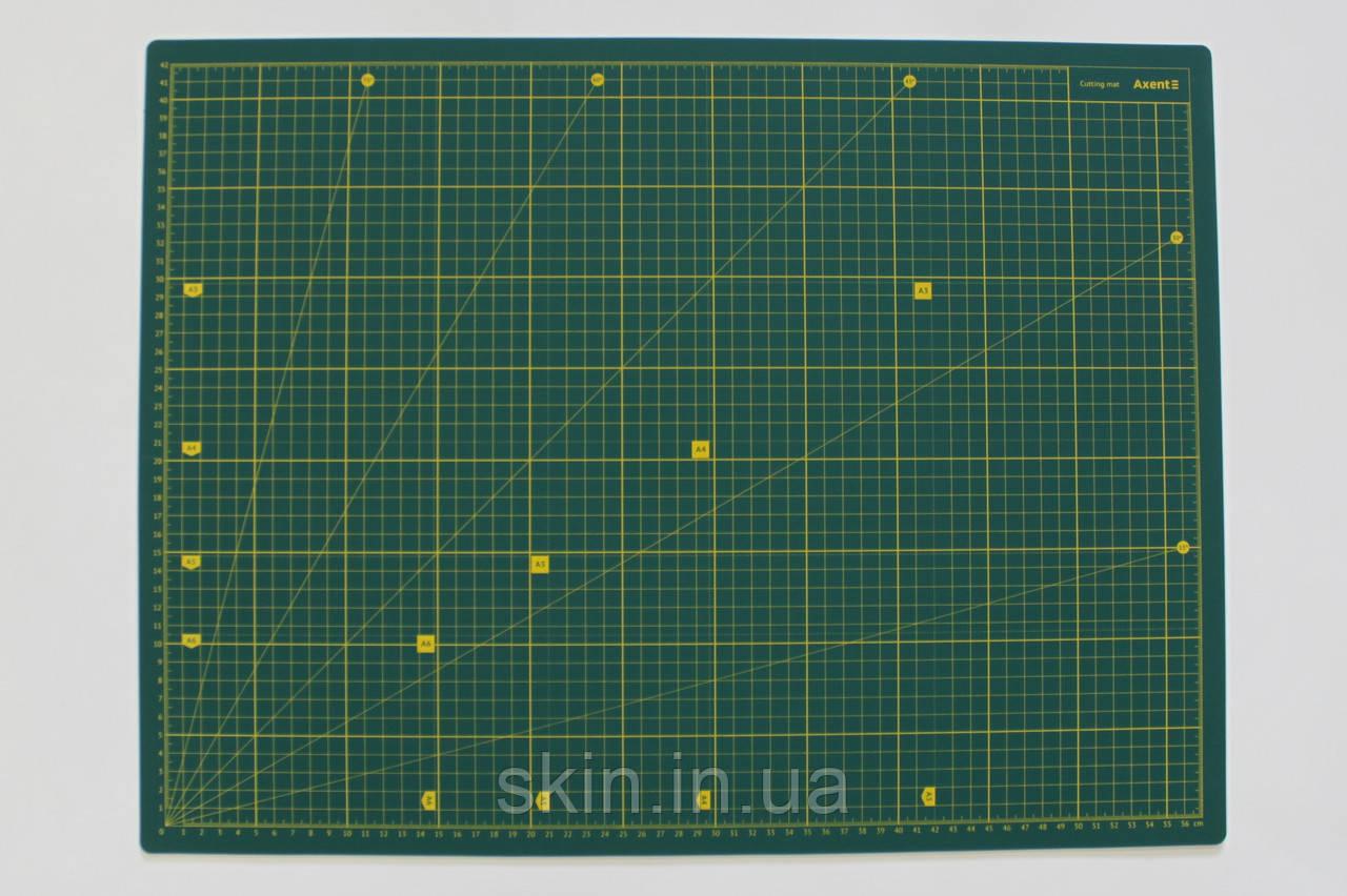 Коврик Axent для резки кожи самовостанавливающийся, толщина 3 мм., Размер 60*45 см, артикул СК 6099