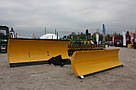 Усиленная лопата  снегоуборочная к трактору Т 150, ХТЗ, фото 4