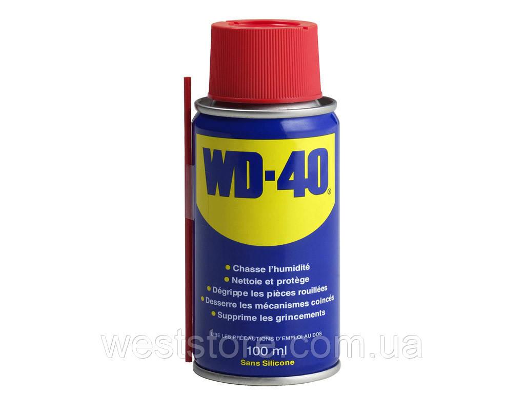 ВД-40 WD-40 універсальна проникаюча мастило 100мл