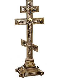 Статуэтка Veronese Крест с распятием (77403A4)
