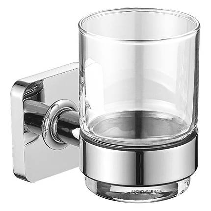 Стакан DEVIT 6710110 LAGUNA Cup with holder, фото 2