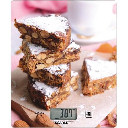 Весы кухонные SCARLETT SC-KS57P32
