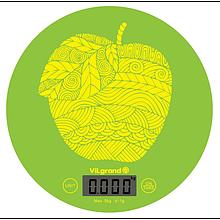 Весы кухонные ViLgrand VKS519 Apple