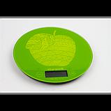 Весы кухонные ViLgrand VKS519 Apple, фото 2