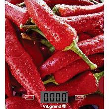 Ваги кухонні ViLgrand VKS-525 Перець