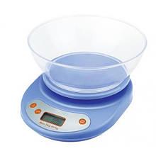 Весы Кухонные Wimpex Wx02 С Чашей 2 Ааа