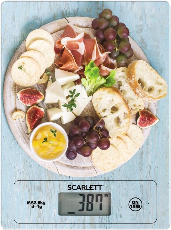Весы кухонные SCARLETT SC-KS57P25