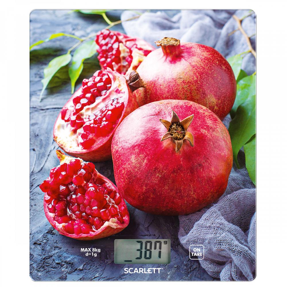 Весы кухонные SCARLETT SC-KS57P30