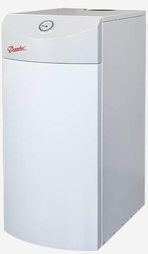 Двухконтурный газовый котел Данко 8 В