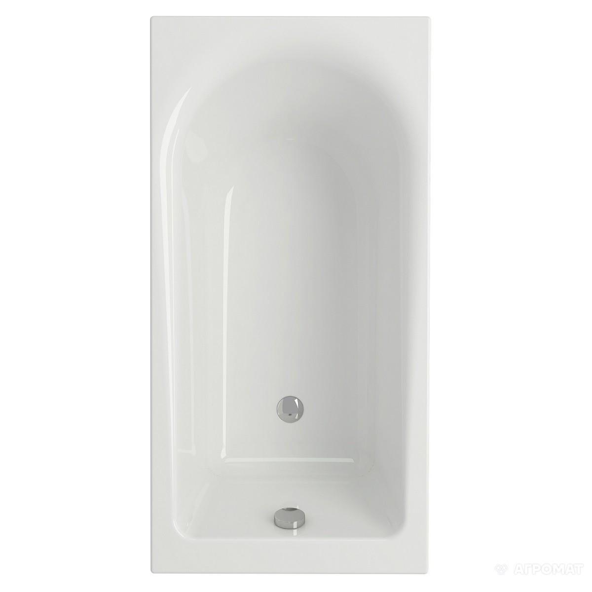 Акриловая ванна Cersanit Flavia 160x70 см