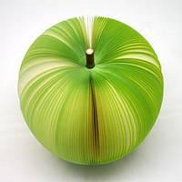 Блокнот Зеленое Яблоко