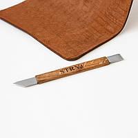 Нож для кожи брусовочный STRYI, 13мм