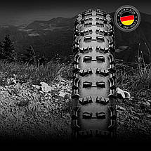 "Покрышка Continental Trail King 2.4, 27.5""х2.40, 60-584, Foldable, BlackChili, ProTection Apex, Skin, 890гр., фото 3"