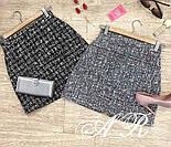 Женская юбка букле (3 цвета), фото 10