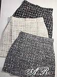 Женская юбка букле (3 цвета), фото 9