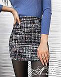 Женская юбка букле (3 цвета), фото 6