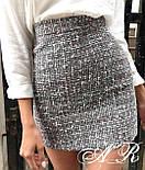Женская юбка букле (3 цвета), фото 5