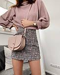 Женская юбка букле (3 цвета), фото 3