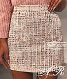 Женская юбка букле (3 цвета), фото 2