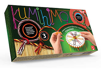 Набор креативного творчества Kumihimo (КМХ-03)