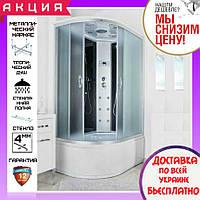 Душевой гидробокс 120*80 см Santeh 69120-R с глубоким поддоном
