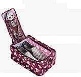 Дорожнная сумка-органайзер для обуви, фото 7