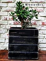 Кашпо деревянное FL-034
