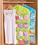 Органайзер подвесной в шкаф с карманами org6867, фото 2