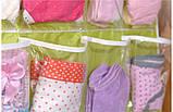 Органайзер подвесной в шкаф с карманами org6867, фото 5
