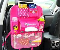 Подвесной органайзер в авто на спинку сиденья детский org9800