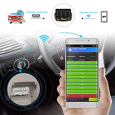 Диагностический автосканер Vgate iCar Pro ELM 327 OBD2 V2.1 Bluetooth 3.0 для Android, фото 3