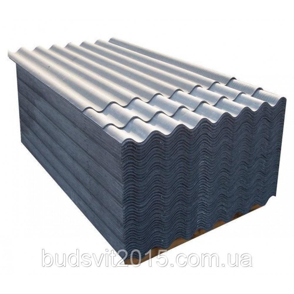Шифер/ Лист хризотилцементный волнистый СВ-40/150-8 (5,2 мм)