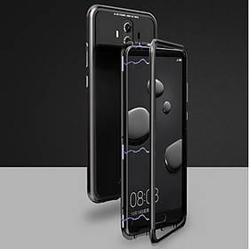 Магнитный чехол (Magnetic case) для Huawei Mate 10