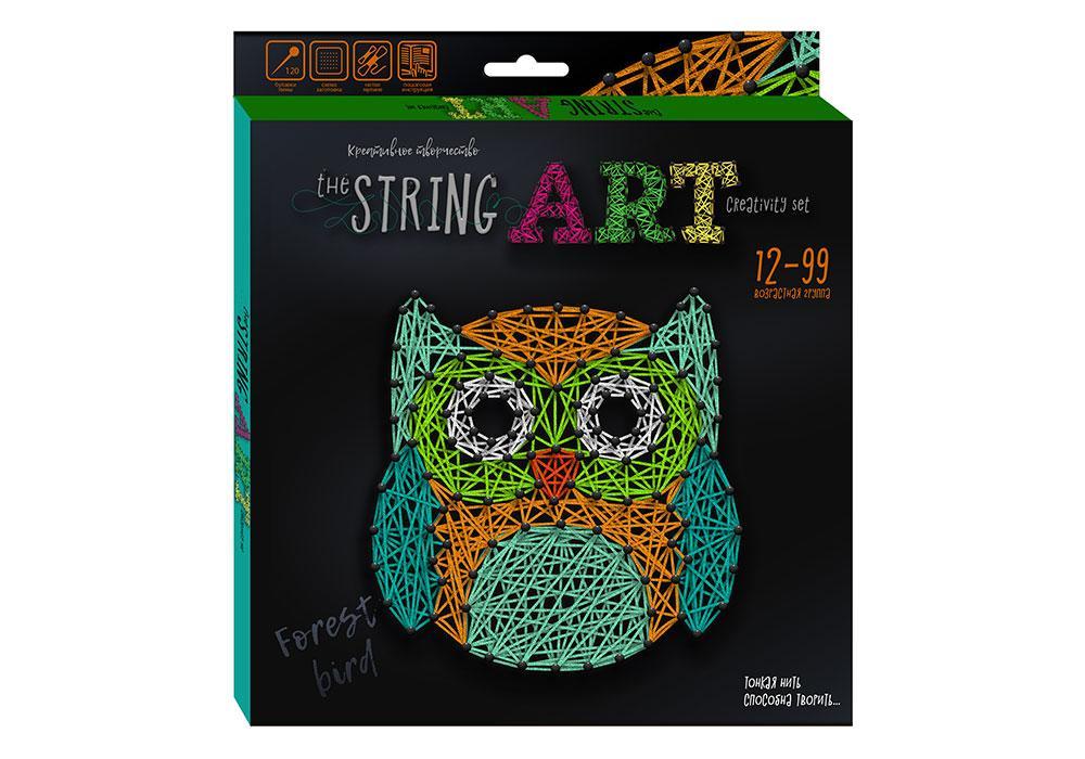 Креативное творчество The String Art набор для рукоделия (STRA-01-02)